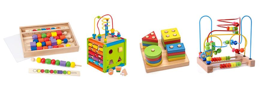 Pourquoi préférer des jeux en bois pour ses enfants ?