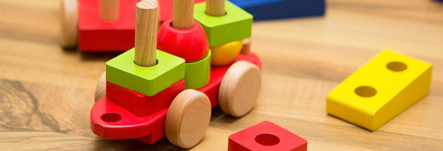 Pourquoi les jouets en bois sont plus conseillés pour les enfants que ceux en plastique ?